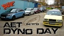 Tuned Volvo S40 T5 at AET MOTORSPORT DYNO DAY -