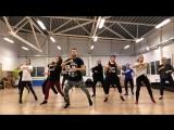 HIP HOP продвинутые (choreo by Artem Perminov)