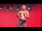 Iggy Pop , Moscow - I wanna be your dog