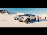 Ford Excursion  Arctic Trucks - Fjallajeppar, having fun in Iceland