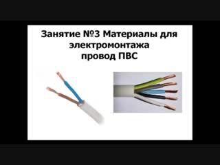 Провод ПВС Кабель ПВС Технические характеристики провода