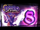 The Legend of Spyro A New Beginning Walkthrough Part 8 PS2, Gamecube, XBOX Tall Plains