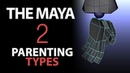 The Maya Parenting and Constraint