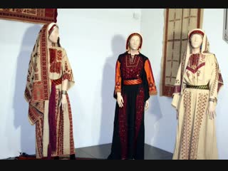 Традиционная ливанская одежда - الأزياء التقليدية - لبنان