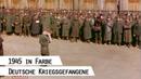 Deutsche Kriegsgefangene 1945 in Farbe