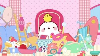 Molang - The Salesman | Full Molang episodes - Cartoon for kids