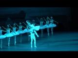 26.09.2018 Bolshoi Theatre, Swan Lake, White Adagio Odette Solo, Ekaterina Krysanova, Artemy Belyakov