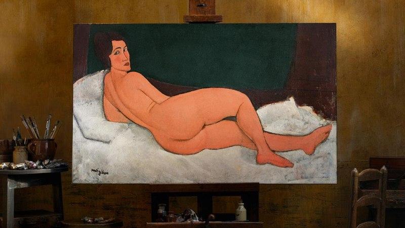 Modigliani Reinvents the Nude