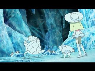 "Pocket monsters sun & moon - 80 ""sand no arashi! hyōketsu no double battle!!"" [raw]"