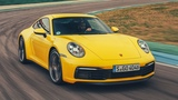 The New Porsche 911 (992) Chris Harris Drives Top Gear