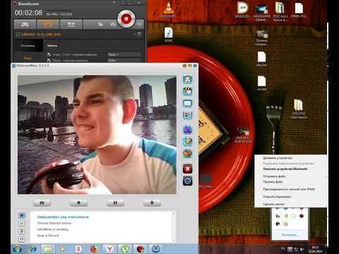 как подключить Bluetooth наушники на Windows 7