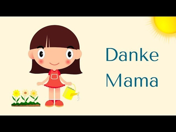 DANKE MAMA (Muttertag)