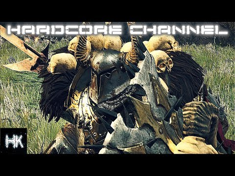 Total War Warhammer 2 - Империи Смертных прохождение Hardcore Хаос =7= Я иду гном