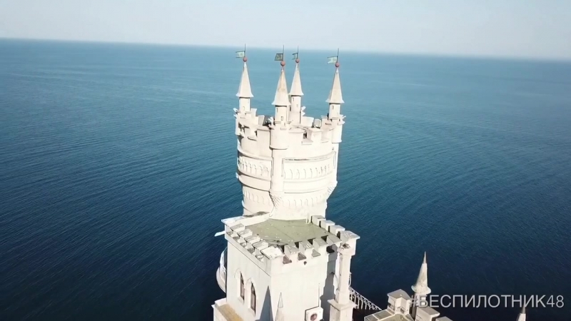 Крым 18 Ласточкино гнездо
