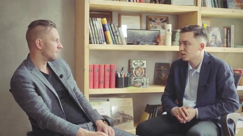 Интервью Алексея Похабова с Петром Осиповым_ СверхЧеловек-как личность