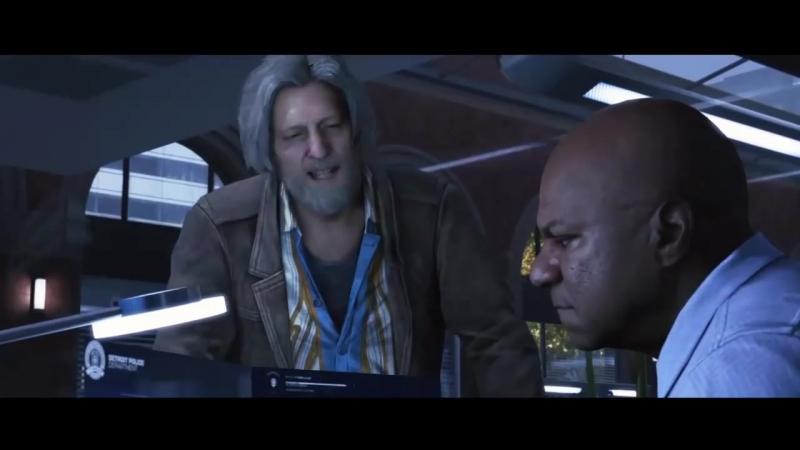 Серьёзный разговор Хэнка и его босса...