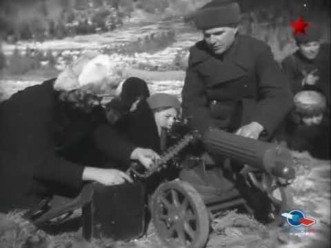 Вооружения РККА времен второй мировой Пулемёт Максим