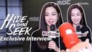 [Exclusive Interview] Lee Yu Ri, The Secret Behind Taking a Slap in the Face Well 😂
