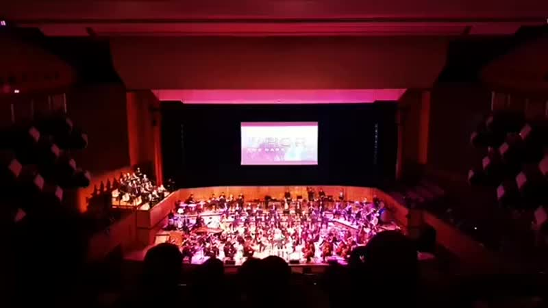 Thor: The Dark World theme Live in London; part 2
