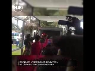 Автобус с 55 студентами сорвался в пропасть в Гватемале