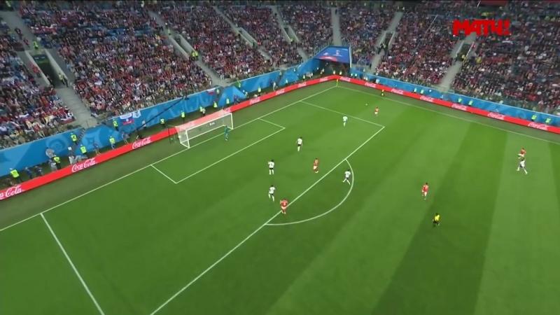 Россия - Египет. 2-0. Гол Черышева.mp4