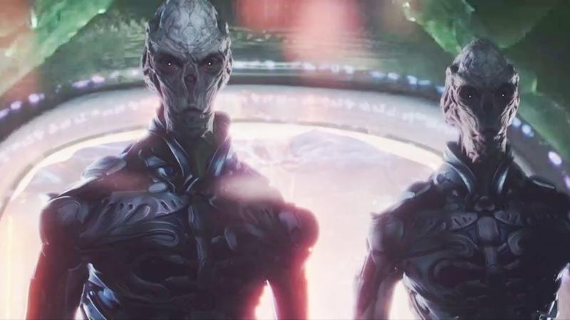 Встреча 2018 смотреть в HD инопланетяне, пришельцы, нло - триллер, детектив, фантастика