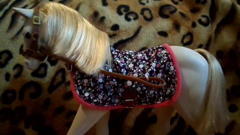 Обзор на Лошадь для кукол*Жеребёнок Паломино для кукол Our Generation Palomino
