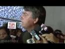 Bolsonaro manda recado ao Estado Islamico: انت يجب اللعنة
