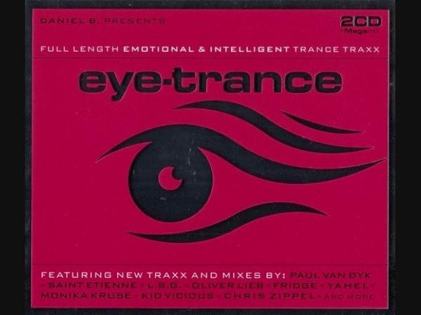 Daniel Bruns Presents Eye-Trance - CD1 CD2
