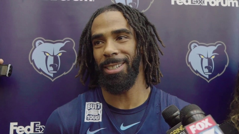 Mike Conley on last home game before trade deadline Won't take it for granted 2 4 19