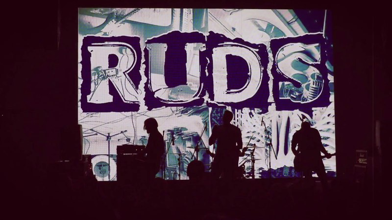RUDS [Official LIVE Music Video] (2018)