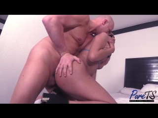 Viva Soma - Arabic Trans Babe Gets Her Ass Destroyed (18.04.2018)_1080p