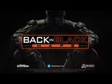 Call of Duty Black Ops III Back in Black Maps Трейлер игры (2018)
