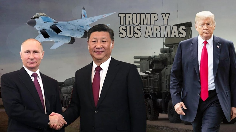 Detrás de la Razón: China compra poderoso Su-35 y S-400 a Rusia, Trump intenta detenerlos