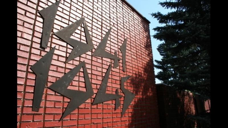 Обзор мемориала на шахте 4 4 бис в Донецке