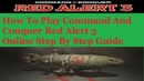 How To Play Command And Conquer Red Alert 3 Online Step By Step Guide - Red Alert 3 - Online 2019