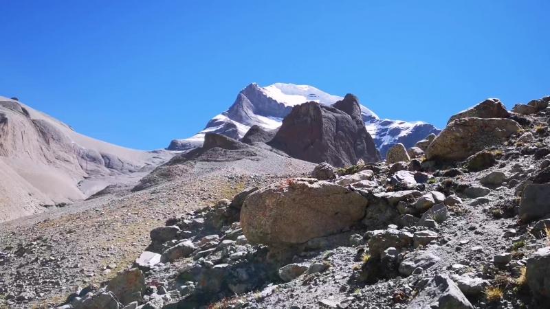 Tibet-KAILAS sep18 Kora Day 1 (film 7)
