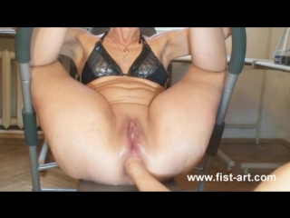[179] monstrous loose holes [pussy anal fisting double squirting gaping extreme milf]