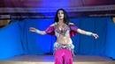 Alex DeLora Belly Dancer Drum Solo Cairo By Cyprus Oriental Festival 2018