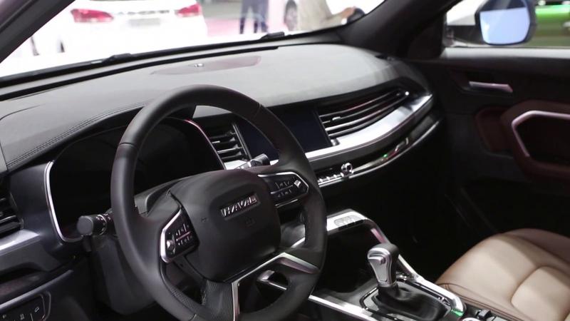 Haval H6 второго поколения на Пекинском автосалоне 2018