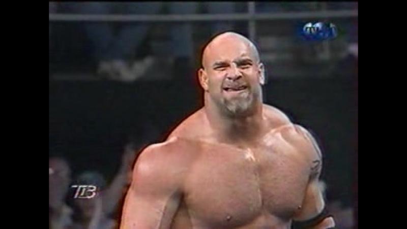 Титаны реслинга WCW Nitro November 20 2000
