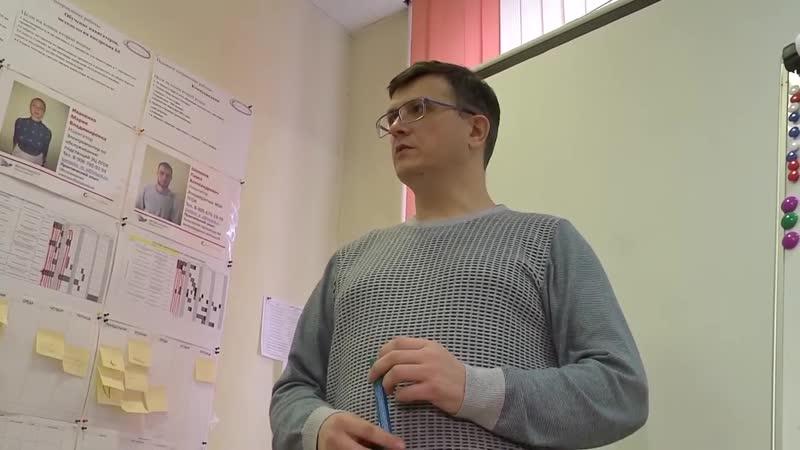 История успеха старшего навигатора Бизнес-Системы Евгения Скобеева