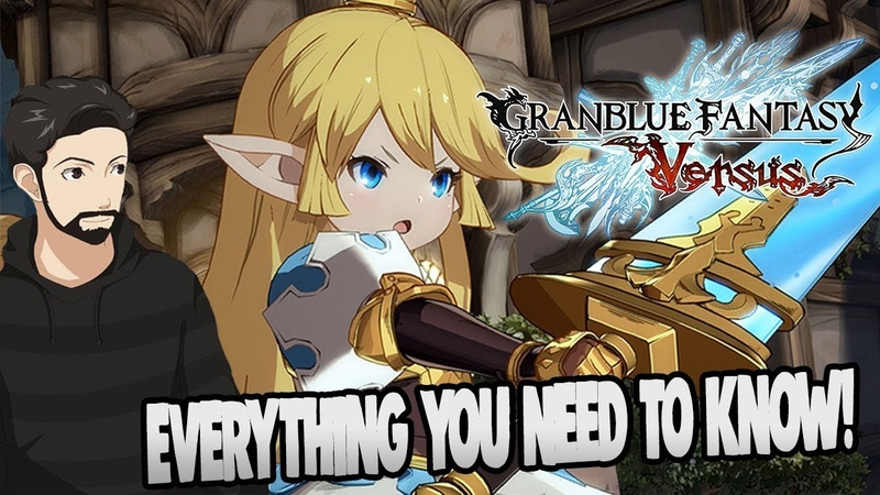 Granblue Fantasy Versus Mechanics | Everything You Need To Know For The BETA