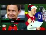Самая футбольная новогодняя песня