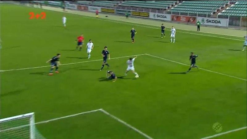 Сталь - Карпати - 0:1. Відео-аналіз матчу