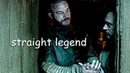 Ragnar Lothbrok is straight