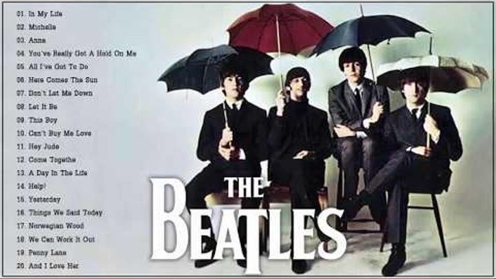 The Beatles Greatest Hits Full Album - Best Songs Of The Beatles 2018