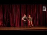 Sugar Foot Rag by Dmitry Vostrikov Daria Chupyrkina at MXDC 2016 Cabaret