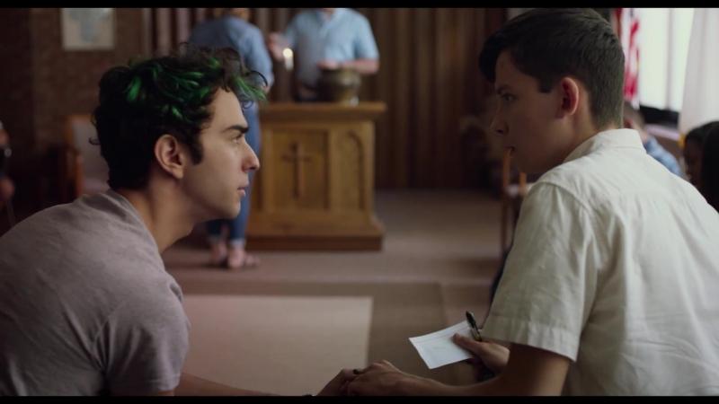 House Of Tomorrow 2018 Clip Jared Convinces Sebastian T