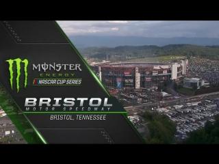 2018 NASCAR Monster Cup - Round 24 - Bristol